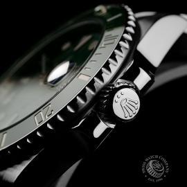 RO22172S Rolex Submariner Date Ceramic 'Hulk' Close8
