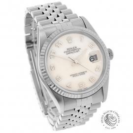 RO22548S Rolex Datejust 36 Dial