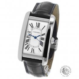 CA1922P Cartier Tank Americaine Large Back