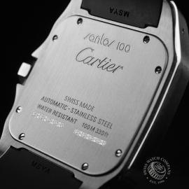 CA21601S Cartier Santos 100 Close3