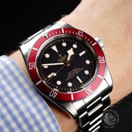 TU21944S Tudor Heritage Black Bay Wrist