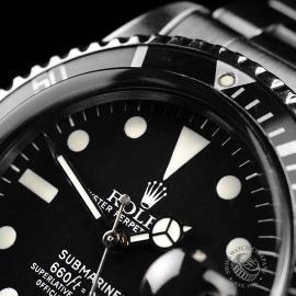 RO21817S Rolex Submariner Date Close3