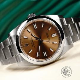 RO21848S Rolex Oyster Perpetual 36 Close10