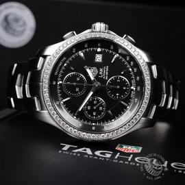 TA1902P Tag Heuer Link Chronograph Close10