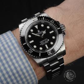 RO22372S Rolex Submariner Non-Date Wrist