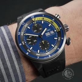 IW22457S IWC Aquatimer Chronograph 'Calypso' Wrist
