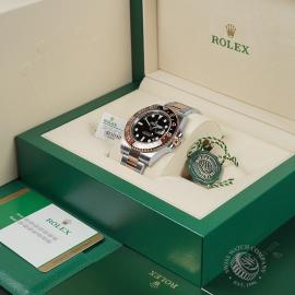 RO22536S Rolex GMT-Master II Unworn Box