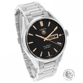 19803S Tag Heuer Carrera Calibre 5 Day Date Dial 1