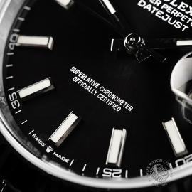 RO21961S Rolex Datejust 41 Unworn Close4