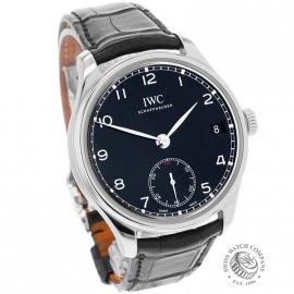 IW21659S IWC Portuguese 8 Day Dial