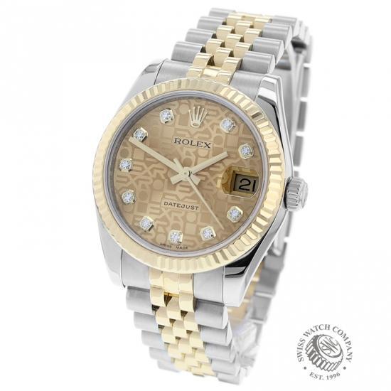 Rolex Datejust Midsize