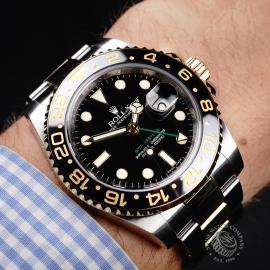 RO21953S Rolex GMT-Master II Ceramic Wrist