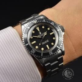 RO21182S Rolex Vintage Submariner Wrist 1