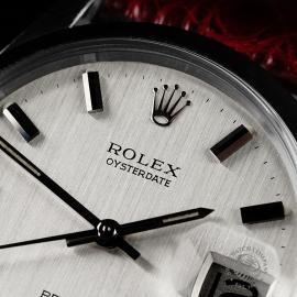 RO747F Rolex Oysterdate Precision Close 3 1