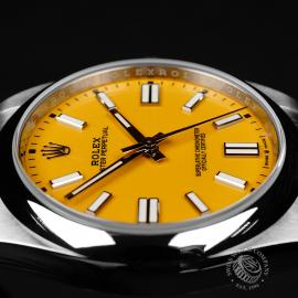 RO22043S Rolex Oyster Perpetual 41 Close6