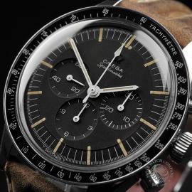 OM22451S Omega Vintage Speedmaster 'Ed White' Close2