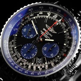 BR22147S Breitling Navitimer 01 Blue Edition Close2