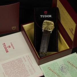 21456S Vintage Tudor Dress Watch 9ct Box