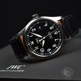 IW21223S IWC Pilots Watch Mark XVIII Close10
