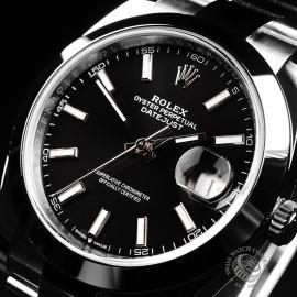 RO22042S Rolex Datejust 41 Close2