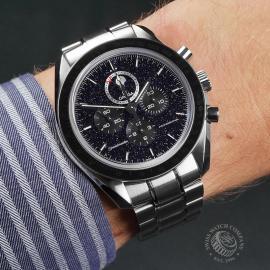 OM22648S Omega Speedmaster Moonphase Chronograph Wrist