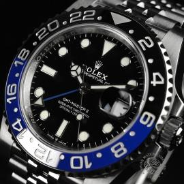 21227S Rolex GMT Master II - 2019 Model Close3 1
