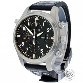 IWC Pilots Double Chronograph