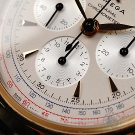 OM22198S Omega  Museum Collection No.8 'Racend Timer' Close4