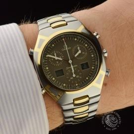 OM20406S Omega Vintage Polaris Quartz Wrist 1