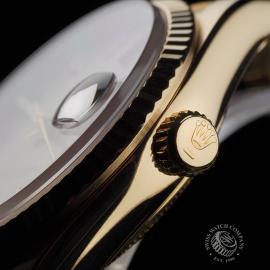RO22533S Rolex Date 18ct Gold Close9