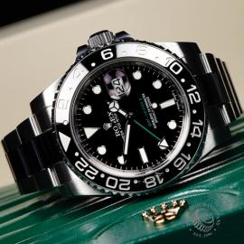 RO22201 Rolex GMT-Master II Close 8
