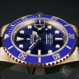 RO22674S Rolex Submariner Date Close6