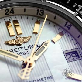 BR21835S Breitling Satrliner Ladies Close5