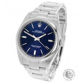 RO22287S Rolex Oyster Perpetual 39 Back