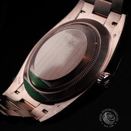 RO22329S Rolex Day-Date 40 Everose Diamond Unworn Close9