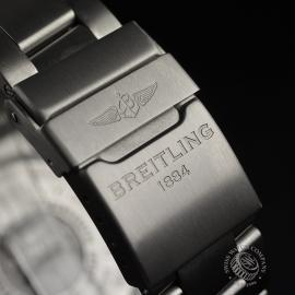 20151S Breitling Cockpit B50 Titanium Chronograph Close5