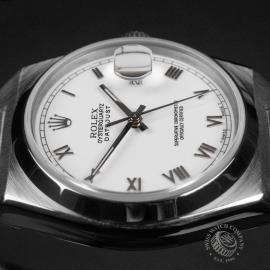 RO22261S Rolex Datejust Oysterquartz Close6