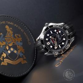PK21683S Omega Seamaster James Bond Limited Edition Close10