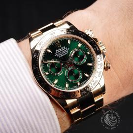 RO21832S Rolex Cosmograph Daytona Wrist