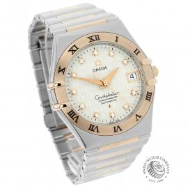 OM22331S Omega Constellation '50th Anniversary' Dial