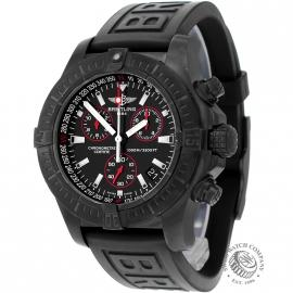 Breitling Avenger Seawolf Chrono Blacksteel Limited Series