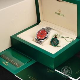 RO22709S Rolex Oyster Perpetual 41 Box 1