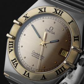 OM22293S Omega Constellation Automatic Close1