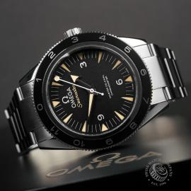 OM22653S Omega Seamaster 300 Master Co Axial SPECTRE Limited Edition Close1