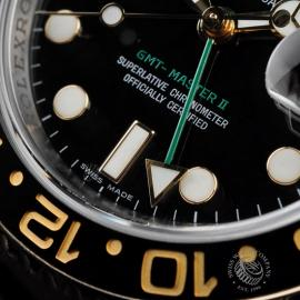 RO22280S Rolex GMT-Master II Close 4