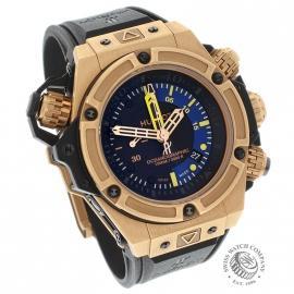 HU1885P Hublot King Power Oceanographic 1000 King Gold Dial