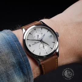 JL21692S Jaeger-LeCoultre Master Hometime Wrist