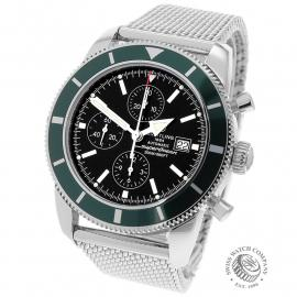 BR22461S Breitling Superocean Heritage 46 Chronograph Back