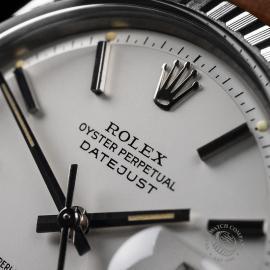 RO1918P Rolex Vintage Datejust 36 Close3