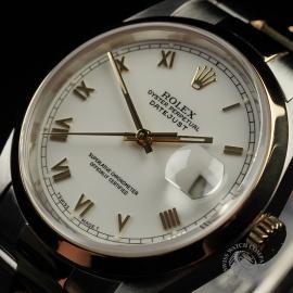 RO22307S Rolex Datejust 36 Close2